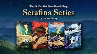 Serafina and the Seven Stars (Book 4) - Announcement Video - July 9 Publication