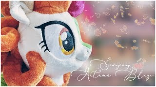 ♣ Singing Autumn Blaze Plush ♣