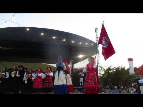 Rusga Típica da Correlhã - Feira do Mel e da Castanha, Coentral - video 2