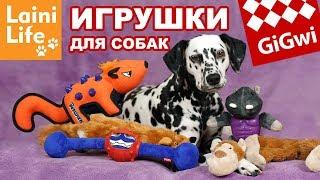GIGWI Игрушки для собак + РОЗЫГРЫШ