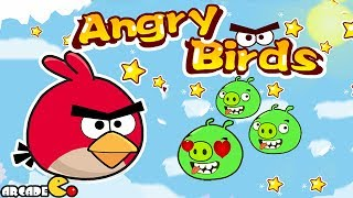 Angry Birds Pigs Out - Angry Birds Game Walkthrough