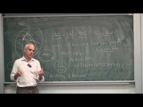 MathHistory5b: Number theory and algebra in Asia (cont.)