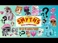 Smyths Toy Superstore - Part 2 - Unboxing BFF's and Baby Secret Pets (I got a Rare)!