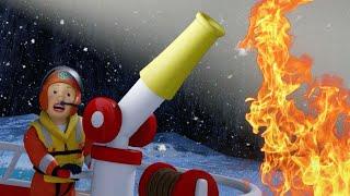 Strażak Sam | Nowe odcinki ❄️ Najlepsze pożary w śniegu ❄️ specjalne zimowe ❄️Kreskówki dla dzieci