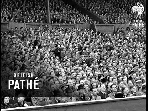 England Beat Argentina (1951)
