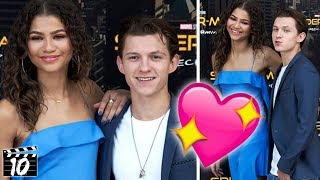 Top 10 Celebrity Hookups You Never Knew About