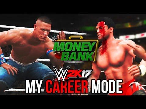 "WWE 2K17 My Career Mode - Ep. 12 - ""MONEY IN THE BANK!! INSANE MATCH!!"" [WWE 2K17 MyCareer Part 12]"
