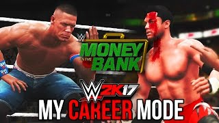 "Download Video WWE 2K17 My Career Mode - Ep. 12 - ""MONEY IN THE BANK!! INSANE MATCH!!"" [WWE 2K17 MyCareer Part 12] MP3 3GP MP4"