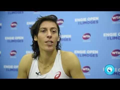 Interview Hot Shot Limoges - Francesca Schiavone