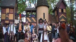 The Jolly Rogers - Mingulay Boat Song (Final Pub Sing of 2011 Season)
