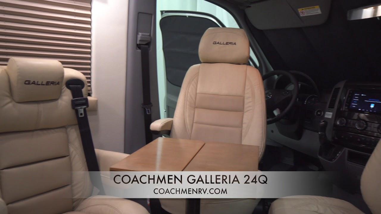 coachmen galleria 24q [ 1280 x 720 Pixel ]