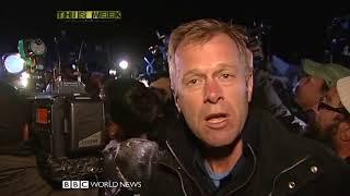 Chilean miners rescue (BBC World News 2010)