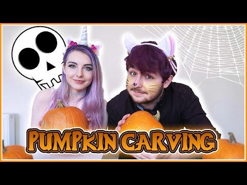 Pumpkin Carving with LDShadowlady!