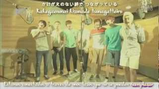 U-KISS - Dear my friend [Sub español + Kanji + Rom] + MP3 Download