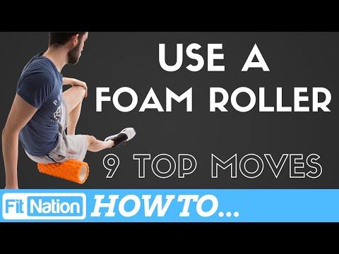 Foam Roller Exercises | Learn How To Foam Roll | Full Body Foam Roller Workout