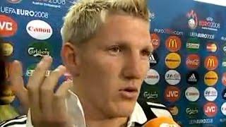Sergio ramos celebrates schweinsteiger ...