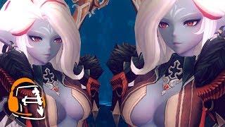 MMORPG по-быстрому, или Обзор Warlords Awakening