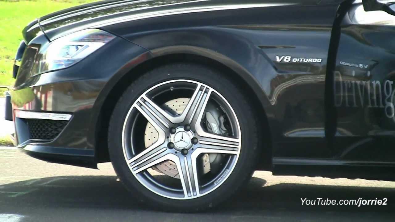 2012 mercedes benz cls63 amg v8 biturbo acceleration for Mercedes benz amg v8 biturbo