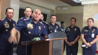 No deadline for internal cleansing, says PNP chief Dela Rosa