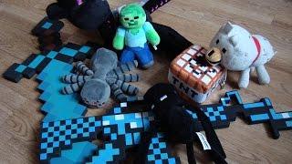 ТОП Майнкрафт игрушки c алиэкспресс. TOP Minecraft toys Aliexpress
