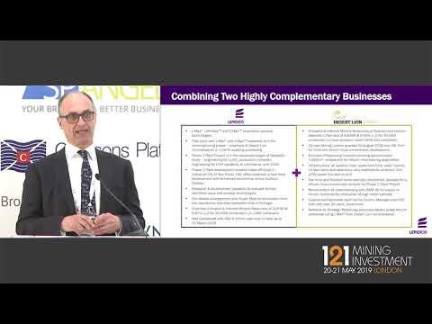 Presentation: Lepidico - 121 Mining Investment London 2019 Spring
