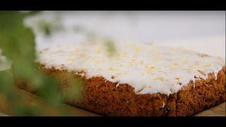 SKONIO IŠŠŪKIS | Dovilė Filmanavičiūtė gamina morkų pyragą su citrinų glajumi | 2020