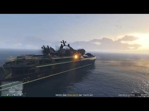 GTA Online Belastungs - Challenge 2018 Thunderlord