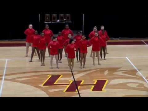Arkadelphia High School Dance Team - Jazz Routine, 11/09/2019