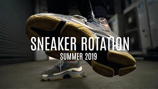 SNEAKER ROTATION SUMMER 2019 | Men's Fashion | Daniel Simmons