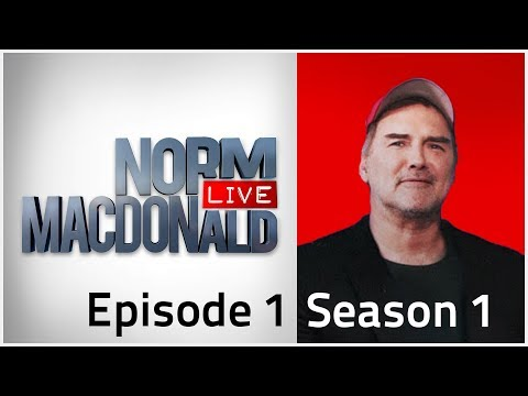 Norm Macdonald Live w/ Super Dave Osborne | Season 1 Episode 1