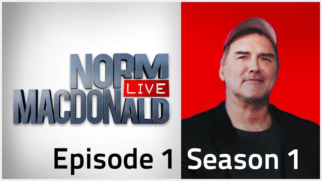 Download Norm Macdonald Live w/ Super Dave Osborne   Season 1 Episode 1