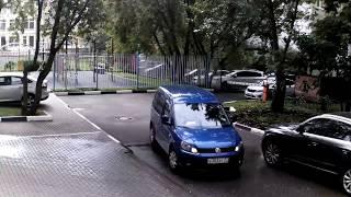 Фрагмент записи с IP-камеры NC236G