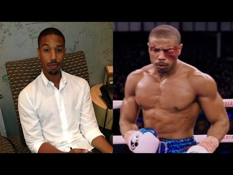 Michael B. Jordan ★ Mindset And Body Transformation