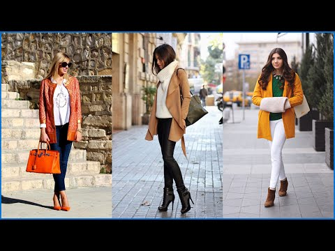 How To Wear Ideal Fashion Combinations For This Winter