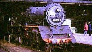 1975 Stadtbahn Berlin 1 - Steam Trains - Dampfzüge Teil 1