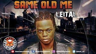 Leital - Same Old Me - September 2018