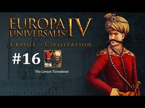EU4 - Cradle of Civilization - Mamluks - Part 16