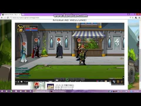 AQW PRIVATE SERVER MEDIEVAL WORLDS 480P