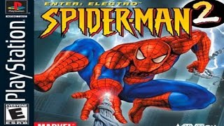 Spider-Man 2: Enter Electro Game Review (PSX) (2001)