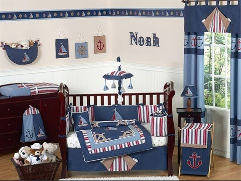 Cute Baby Boy Room Themes Idea