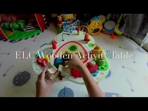 Wodden Table Activity ELC