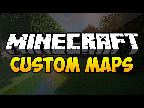 Minecraft- How To Install Custom Maps! Play Parkour And Adventure Maps! (Simple)