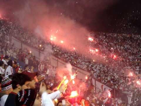 Sao Paulo soccer game