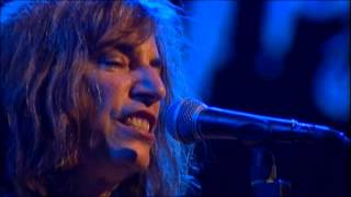 Patti Smith -Like a Rolling Stone -Live 2005