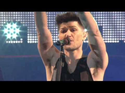 "The Script ""It's Not Right For You"" - Live from Croke Park"