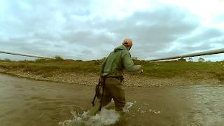 Приколы на рыбалке. Потерял спиннинг на реке