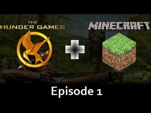 The Hunger Games in Minecraft Episode 1