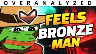 Overwatch Coaching - Feels Bronze Man [OverAnalzyed]