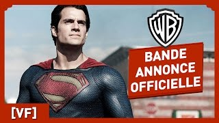 Man Of Steel - Bande Annonce Officielle (VF) - Zack Snyder / Henry Cavill / Kevin Costner