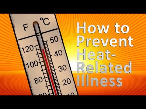 How to Prevent Heat-Related Illness